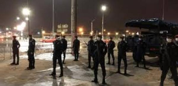 Mbour – Couvre-feu : Des difficultés liées au couvre-feu notées par le Commissaire Mandjibou Lèye.