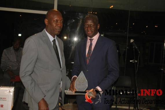 3ème EDITION SOIREE SARGAL DOOMI MBOUR: Elhadji Amadou Ndangane Ndao, Consul du Sénégal à New-York, Mbourois de la Diaspora