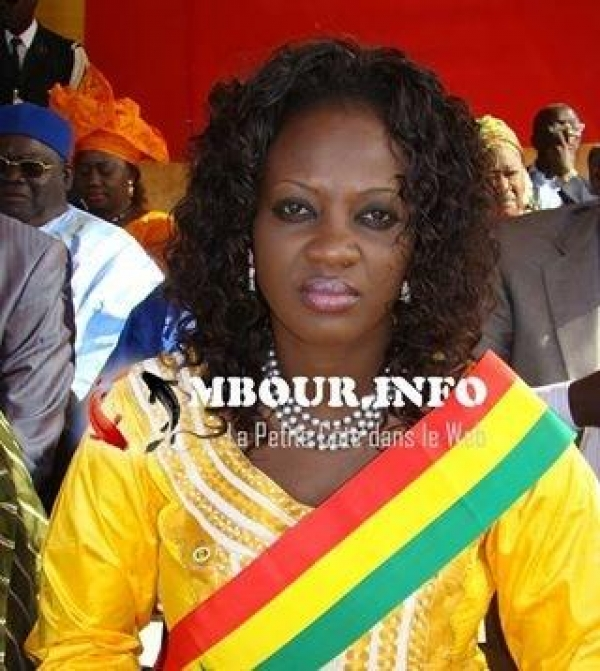Honorable Député Sira Ndiaye