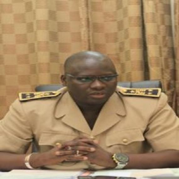 Le préfet du département de Mbour  Saer Ndao