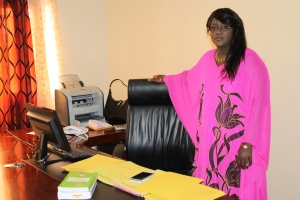 ME KHADY SOSSEH NIANG, NOTAIRE « La profession de Notaire est très mal connue au Sénégal »