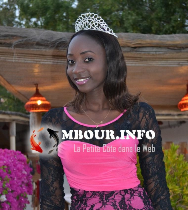 Marie Thérèse Ndiaye, MISS SENEGAL 2013