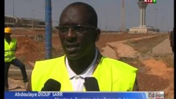 Le ministre du Tourisme et des Transports aériens, Abdoulaye Diouf Sarr