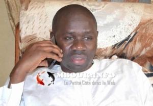 le ministre de la Gouvernance locale, du Développement et de l'Aménagement du territoire, Oumar Youm.