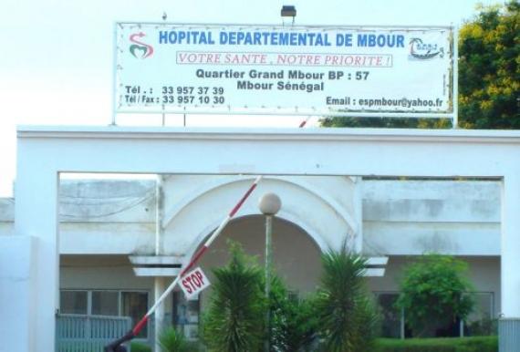 Hôpital  départemental de Mbour 2 : Une maternité réhabilitée, une pédiatrie pour  juin 2015, l'Eps roule de vers le niveau 2