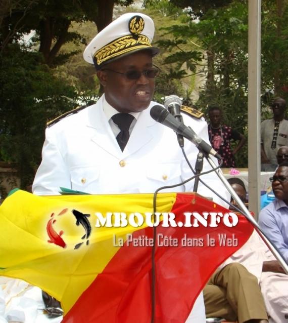 Nomination : le préfet William Manel quitte Mbour