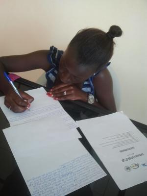 MBOUR : Phase nationale du concours Livre d'Or