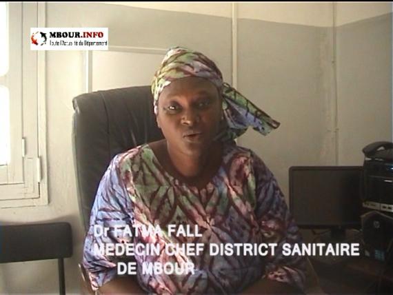 [VIDEO] Présentations de vœux: Docteur Fatma Fall, Chef du District Sanitaire