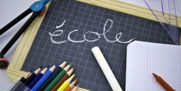 Don de fournitures aux élèves de KEUR NDIOL FALL (Fissel)