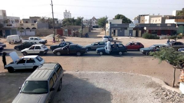 COUVRE-FEU A MBOUR : les taxis clandos craignent le pire dans leurs familles.
