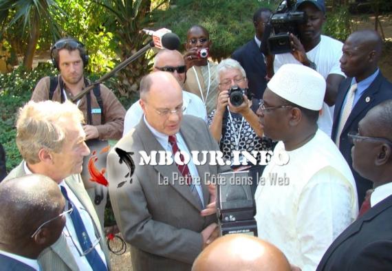 Tourisme : Macky Sall se dit prêt à supprimer le visa d'entrée