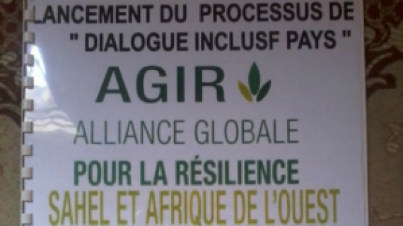 Atelier Régional sur « le renforcement  des capacités de formulation  des priorités Résilience Pays » s'ouvre ce mardi à Saly
