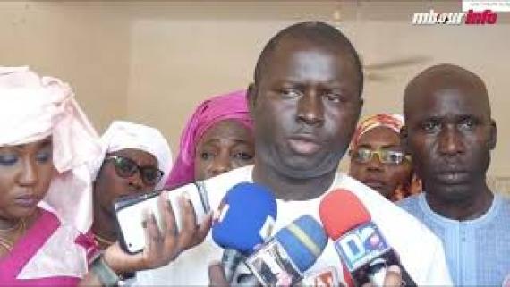 [VIDEO] Politique - Report des élections locales : Cheikh Issa SALL plus que jamais déterminé à conquérir le département.