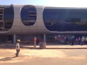Aéroport de Diass: Khoudia Mbaye confiante pour le respect des délais