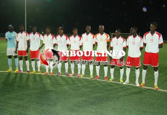 Football-Ligue1 : Le Stade de Mbour prend les commandes