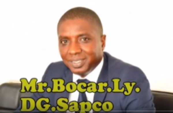 [AUDIO] Référendum du 20 mars: BOCAR LY s'investit pour la victoire du OUI