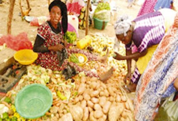 Marché hebdomadaire de Mbafaye : Un carrefour d'échanges qui souffre de son manque d'organisation
