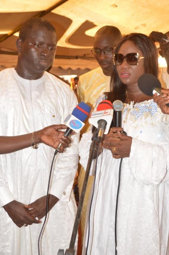 POLITIQUE : Cheikh Issa Sall et le Mouvement AMDEM  sur les traces d'Ousmane Tanor Dieng.