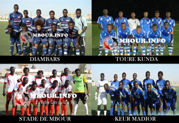 Mbour, capitale du Football sénégalais en image