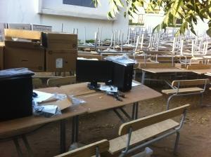 Malicounda : 365 tables -bancs et une vingtaine d'ordinateurs remis aux écoles