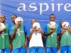 Football-petites catégories-détection : « Aspire Football Dreams »  délocalise  ses phases finales à Saly.
