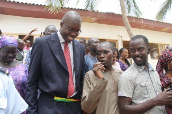 Conseil départemental de Mbour: Le président prône une gestion participative.