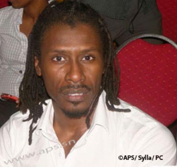 La FSF officialise la nomination d'Aliou Cissé