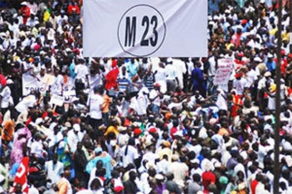 An iv du mouvement du 23 juin : que reste-il du m23 ?