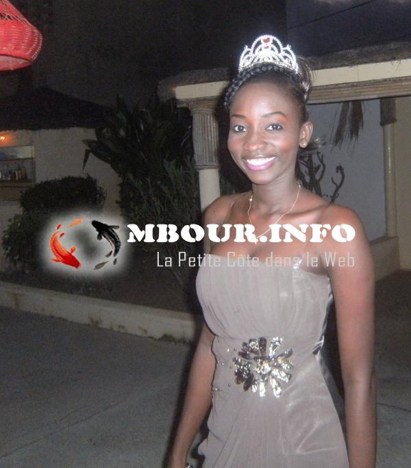 Miss Petite Côte 2012 : Thésou Ndiaye se dévoile