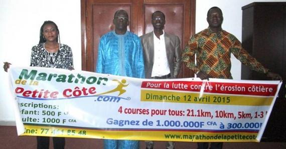 Marathon de la Petite Côte : Courir pour  le tourisme.