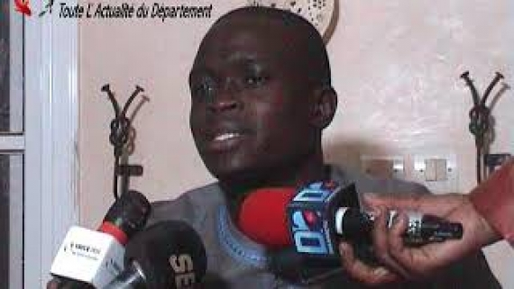"""MBOUR - POLITIQUE : MODOU KARA DIOP de Rewmi, """" On utilise notre argent pour investir un candidat, c'est honteux!"""""""