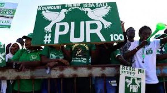 ASSEMBLEE NATIONALE – VOTE DE LA LOI D'HABILITATION : Le Parti de l'Unité et du Rassemblement dénonce « un coup d'État Constitutionnel ».