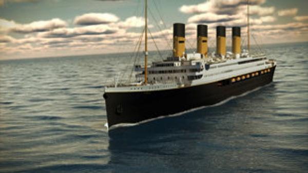 """Le """"Titanic II"""" présenté comme le paquebot le plus sûr au monde"""