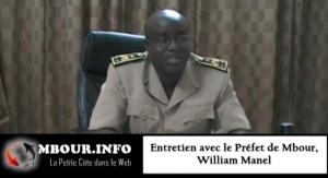 [VIDEO] Entretien avec le préfet de Mbour, William Manel, sur les élections locales 2014