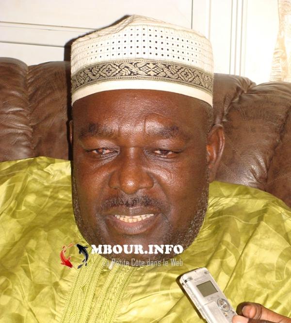 Abou Ndiaye, Maire de Nguékokh