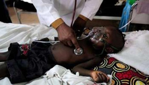 DIASS : Une pénurie d'eau déclenche une épidémie de diarrhée infantile
