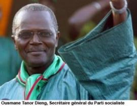 """Ousmane Tanor Dieng veut un """"respect mutuel"""" entre membres de BBY"""