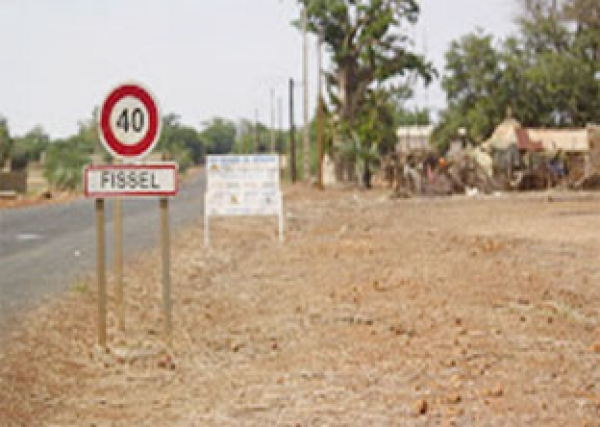 FISSEL MBADANE : Une marche difficile vers le développement