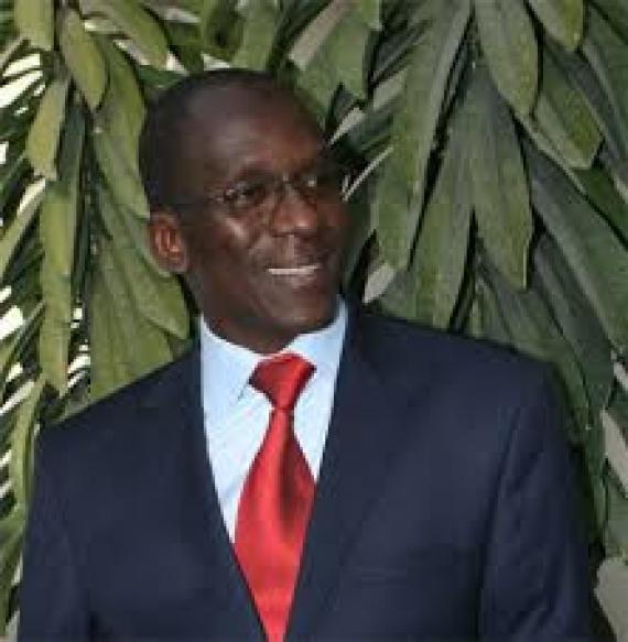 le  ministre du tourisme et des Transports aériens ,Abdoulaye Diouf Sarr