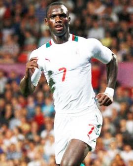 Alain Giresse zappe Moussa Konaté