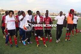 Ligue1 : Diambars battu par le Guédiawaye FC