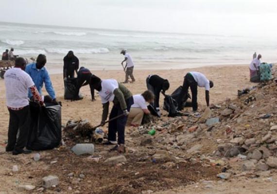 Mbour-Gestion intégrée des zones côtières : 4 collectivités locales  signent une charte d'intercommunalité.