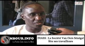 [VIDEO] DIASS : La Société Van Oers Sénégal fête ses travailleurs