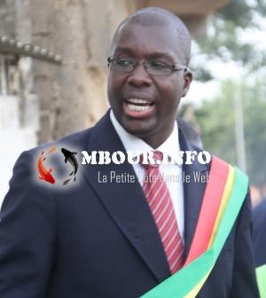 Saliou Samb : « Mbour doit prendre sa place sur l'échiquier politique du Sénégal »