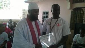 Santé : Serigne Aboulaye Thiandoum au chevet des malades de Malicounda Ngogom