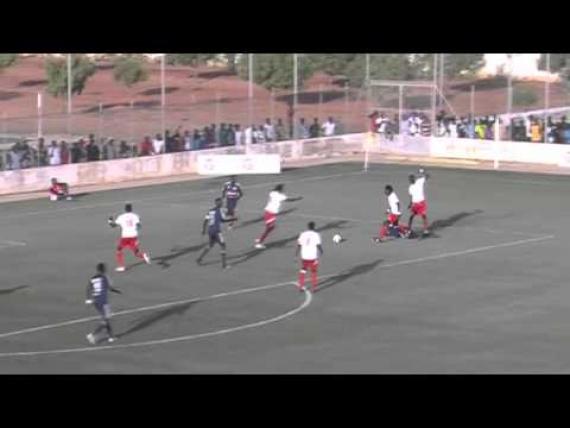 Ligue 1 : le derby Stade Mbour-Diambars en ouverture