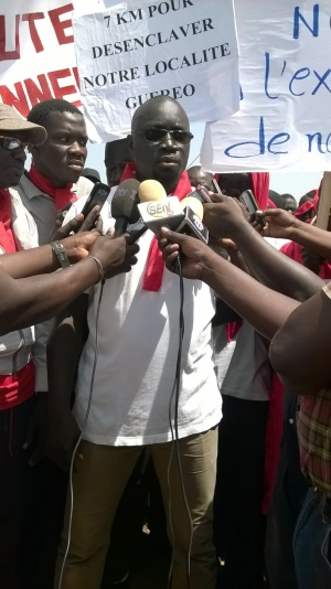 SOCIETE : Les populations du village de Guéreo exigent une route goudronnée.