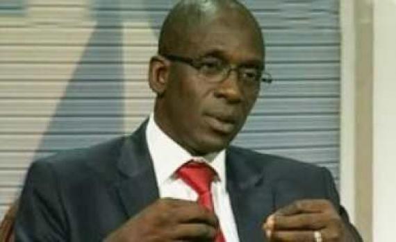 le ministre du Tourisme et des Transports aériens, Abdoulaye Diouf Sarr.