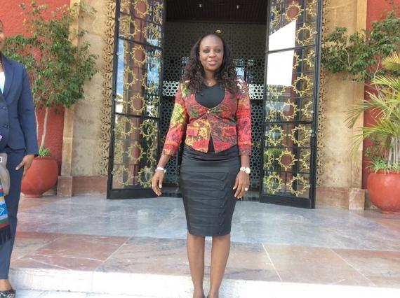 Intervention  de l'honorable député Sira Ndiaye