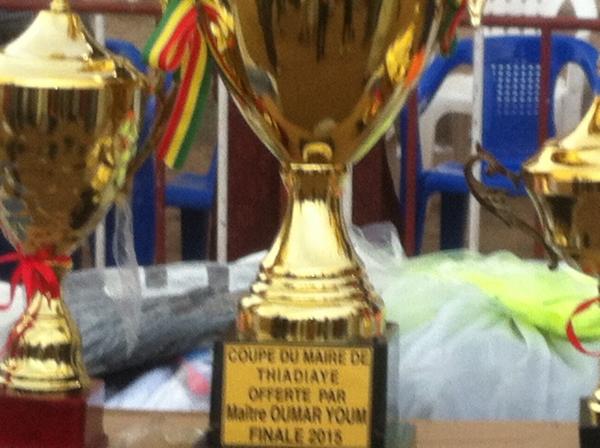 Finale de la Coupe du  Maire : l'ASC Mission domine l'ASC Santé